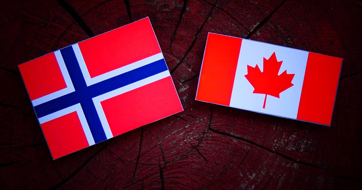 Post Brexit Trade Deals The Norway And Canada Options Explained