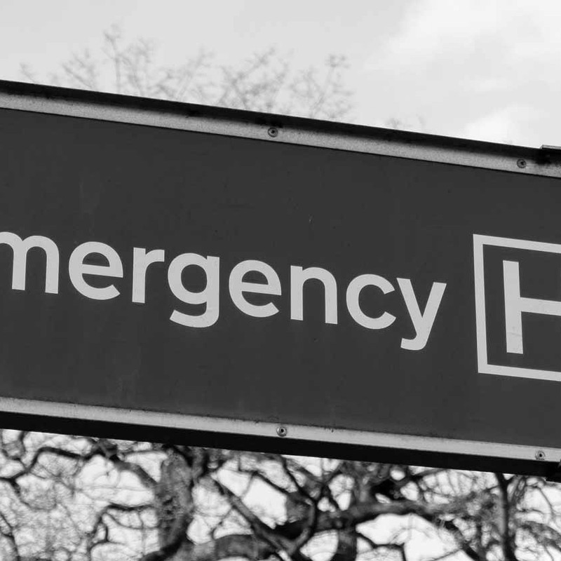 Emergency admissions to hospitals from care homes are up 62%