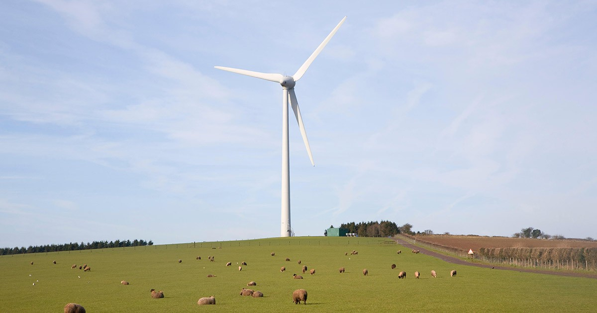Overblown: Wind turbines don't take more energy to build