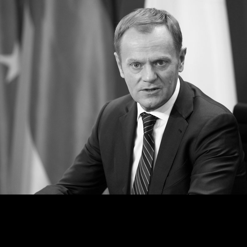 Donald Tusk's grandfather was not in the SS