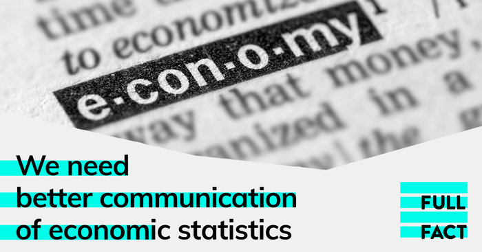 Better communication needed to tackle gaps in understanding of economic statistics