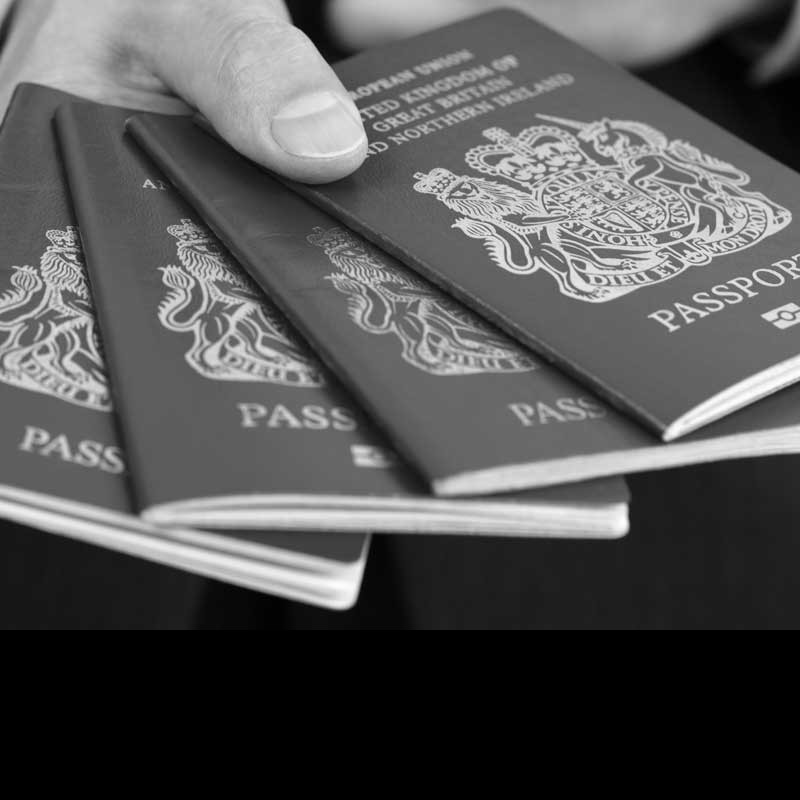 Passports for the NHS?