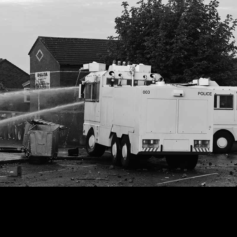 No, water cannon will not be deployed at the pro-Brexit march