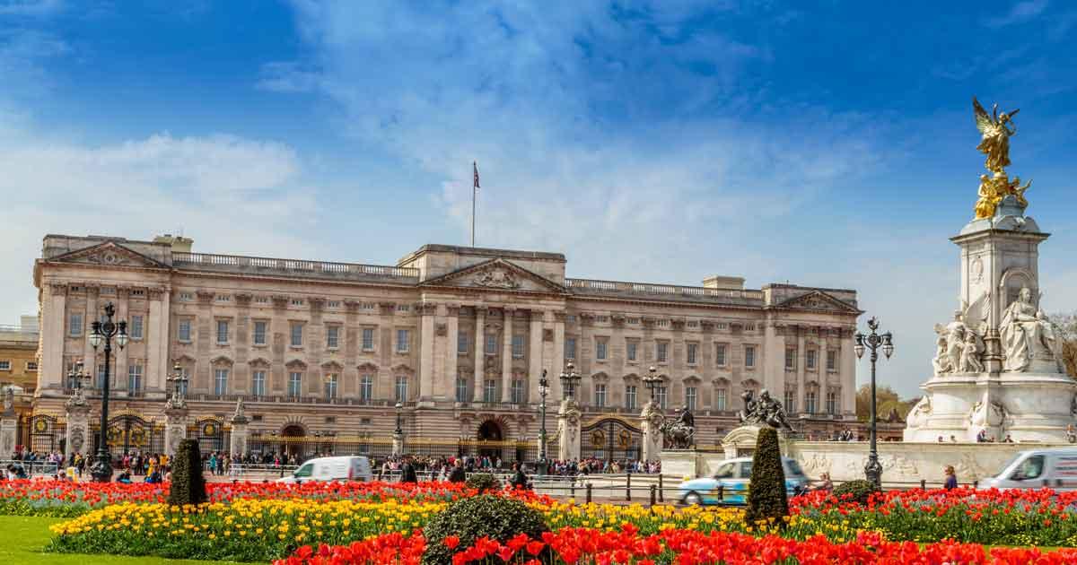 paying for buckingham palace full fact