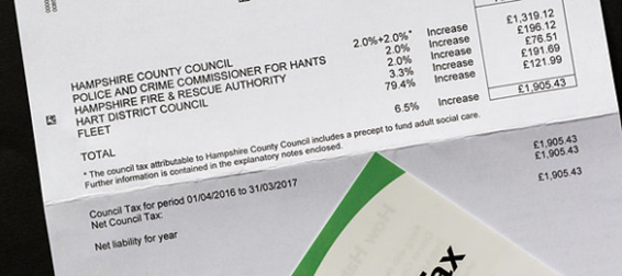 Labour And Conservative Council Tax Who Costs You More