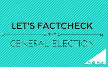 Lets factcheck the election!