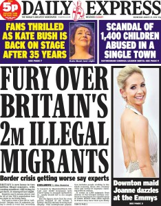fury over illegal migrants